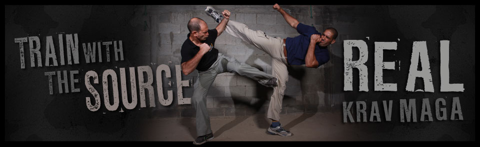 Real Krav Maga Training